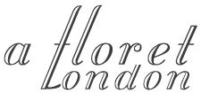 リバティプリント フローレットロンドン ロゴ