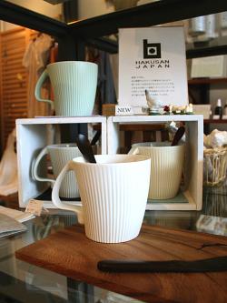 白山陶器 ストレッチ マグカップ
